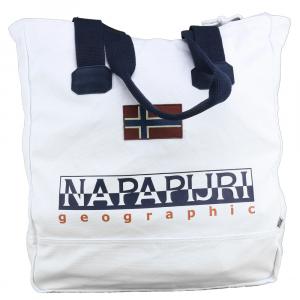 Cabas Napapijri SPORTA N0YINV 002 BRIGHT WHITE