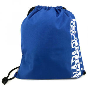 Backpack Napapijri HAPPY GYM SACK 1 N0YI0D BA5 BRIGHT ROYAL