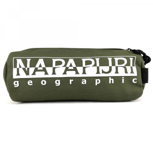 Beauty case Napapijri HAPPY PENCIL CASE 1 N0YI0I GD3 GREEN MUSK