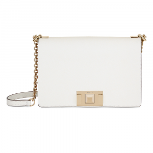 Shoulder bag Furla MIMI 1007399 Chalk