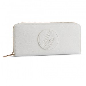 Woman wallet Liu Jo COLORADO N19201 E0037 OFF WHITE