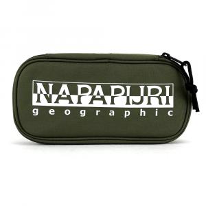 Porta oggetti Napapijri HAPPY PEN ORGANIZER N0YID4 GD3 GREEN MUSK