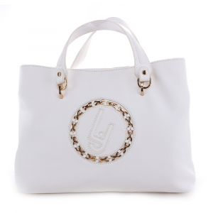 Hand and shoulder bag Liu Jo COLORADO N19211 E0037 OFF WHITE