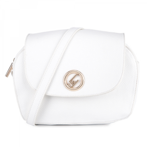 Soulder bag Liu Jo RIBELLE N19135 E0033 OFF WHITE