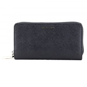 Woman wallet Cromia PERLA 2630765 NERO