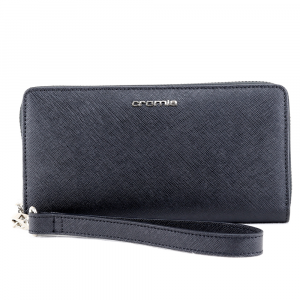 Woman wallet Cromia PERLA 2640766 NERO