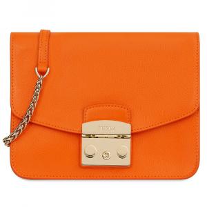 Shoulder bag Furla METROPOLIS 1007216 MANDARINO f