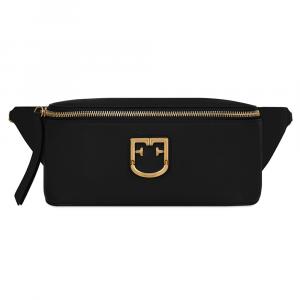 Boom bag Furla FURLA ISOLA 1007599 ONYX
