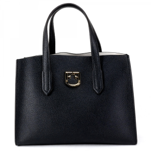 Hand and houlder bag Furla FURLA LODOVICA 1010993 ONYX