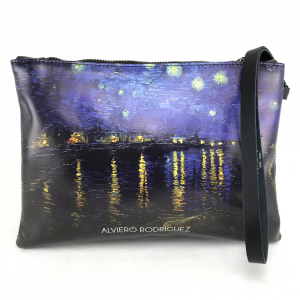 Pochette Alviero Rodriguez STARRY NIGHT OVER RHONE POCHETTE SN Unico